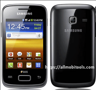 Samsung GT-C3312 Flash File
