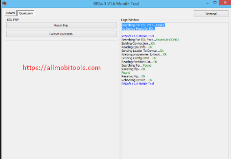 Download RBSoft Mobile Tool v1.6 Latest Version