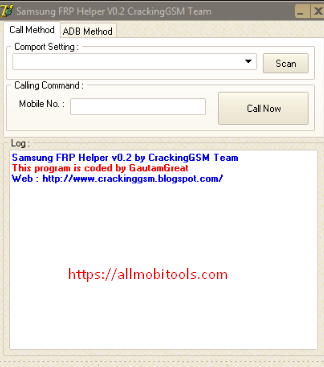 Download Samsung FRP Helper v0.2 Latest Version