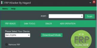 Download Samsung FRP Unlock/Bypass Tool