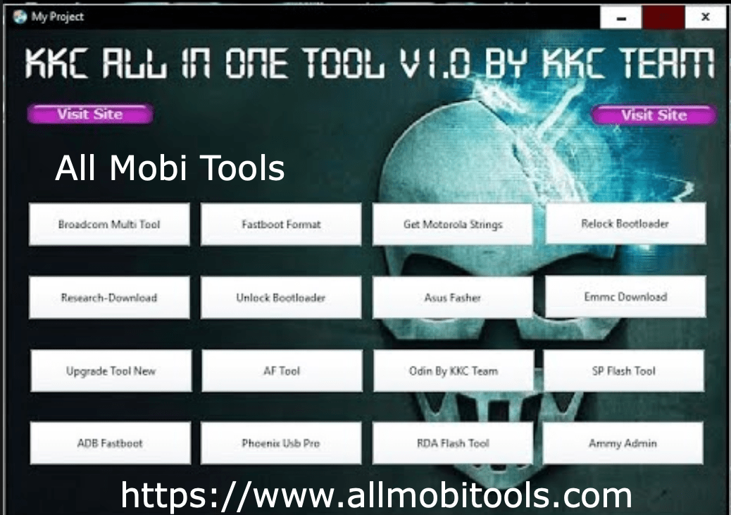 Download KKC All In One Tool v1.0 (2019) Latest Version