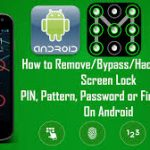 Android Pattern Lock Remover Tools