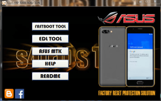 Asus FRP Tool Android 7 Solution v2.1.2 Latest Version (2019) Free Download