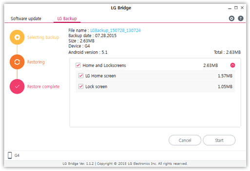 Download LG Bridge Latest Version (2019) For Windows & Mac