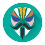 Magisk ZIP and Magisk Manager