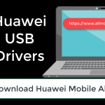 Huawei Mobile All USB Drivers