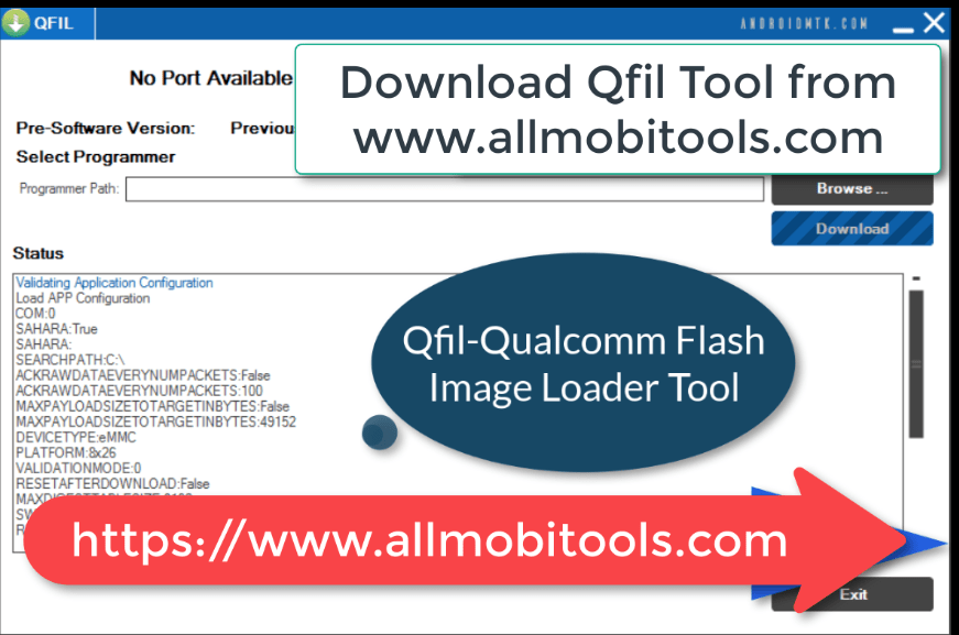 Qualcomm Flash Image Loader (QFIL) Flash Tool (2020) Free Download
