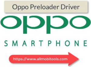 Download Oppo Preloader Driver
