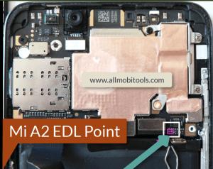 Xiaomi Mi A2 EDL Point